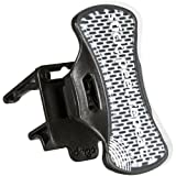 Allsop Clingo Universal Hands-Free Car Vent Mount for iPhone 4S, 4, 3G, 3GS, and All Cell Phones and Mobile Devices - Charcoal Grey