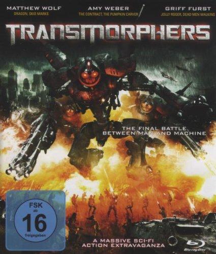 Transmorphers [Blu-ray]