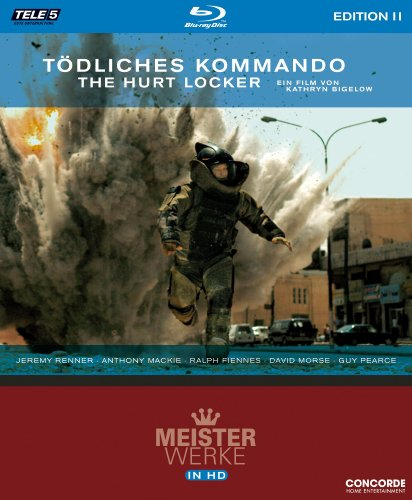 Tödliches Kommando - The Hurt Locker - Meisterwerke in HD Edition 2/Teil 7 [Blu-ray]