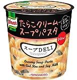 味の素 クノールスープDELI  たらこクリームスープパスタ<豆乳仕立て> 44.7g×6個