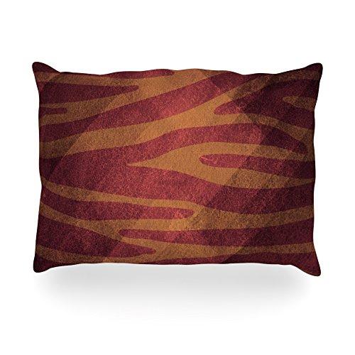 Red Zebra Bedding front-151659