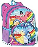 Disney Inside Out Backpack with Detachable Lunchkit, bp-5517
