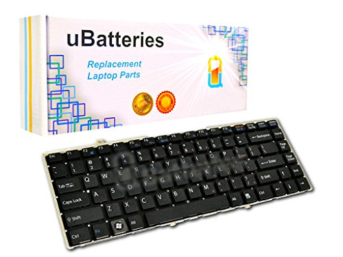 Click to buy UBatteries Laptop Keyboard Sony VAIO VGN-FW190EGH - Black (Without Frame) - From only $31.95