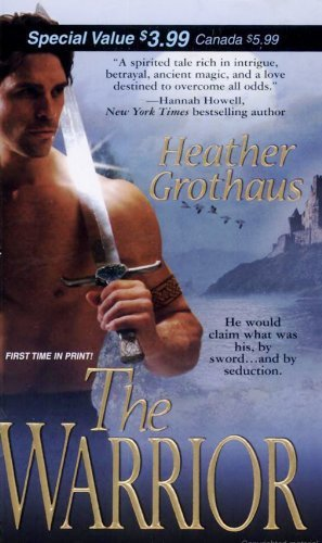 Heather Grothaus - The Warrior (Zebra Debut) (English Edition)