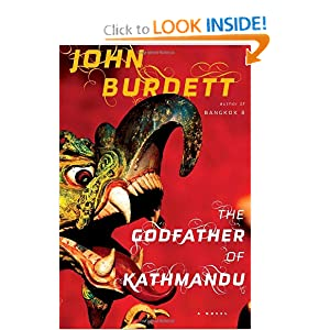 The Godfather of Kathmandu - John Burdett