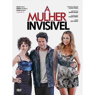 A Mulher Invisivel 1A. Temp (Tv Serie) (Digipack) - Selton Mello/Debora Falabella/Luana Piovani