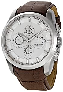 Tissot Men's Couturier Chronograph Watch T035.627.16.031.00