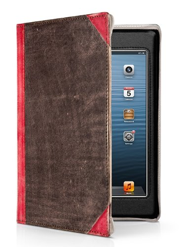 Twelve South BookBook for iPad Mini, Vibrant Red