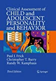 img - for Clinical Assessment of Child and Adolescent Personality and Behavior book / textbook / text book