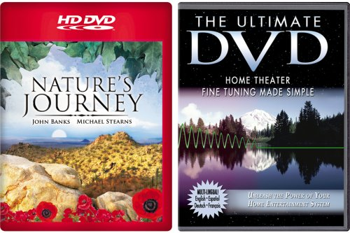 Nature's Journey [HD DVD] & The Ultimate DVD