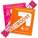 EBOOST Sampler (6 ea. Orange, Pink Lemonade, Acai-Pomegranate packets)