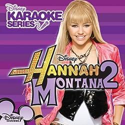 Disney Artist Karaoke Series - Hannah Montana 2 - CDG 11870-9