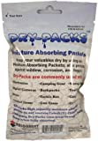 Dry-Packs 1-Ounce Moisture Absorbing Silica Gel Indicating Packet