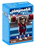 Playmobil 5199 Weightlifter