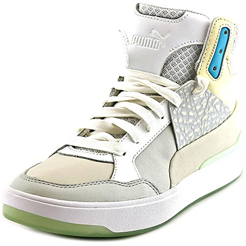 Alexander McQueen By Puma MCQ Brace Femme Mid Donna US 6 Bianco UK 3.5