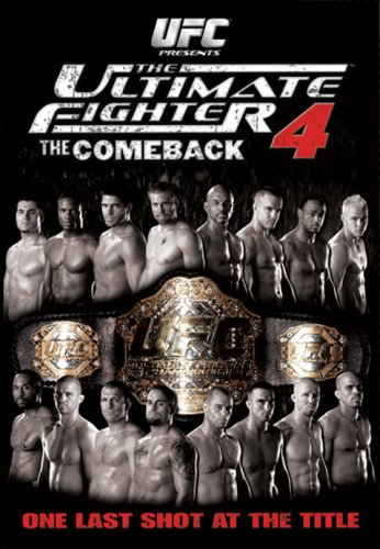 The Ultimate Fighter 4: The Comeback