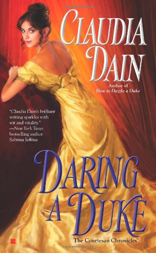 Image of Daring a Duke (The Courtesan Series)