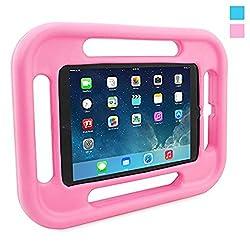 Snugg Kids iPad Mini Case in Pink with Lifetime Guarantee - Shock and Drop Proof EVA case for the Apple iPad Mini/Mini Retina Case