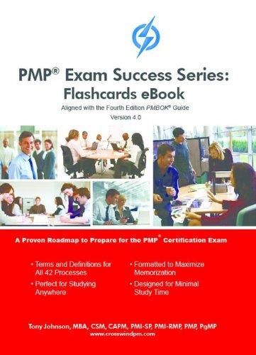 PMP Exam Flashcard Book