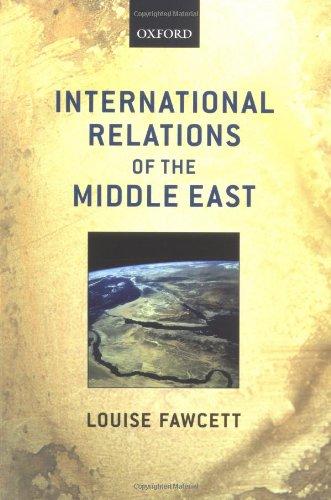 Literature Review Sample International Relations