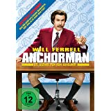 "Anchorman - Die Legende von Ron Burgundyvon ""Will Ferrell"""