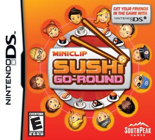 Sushi Go Round - Nintendo DS - 1