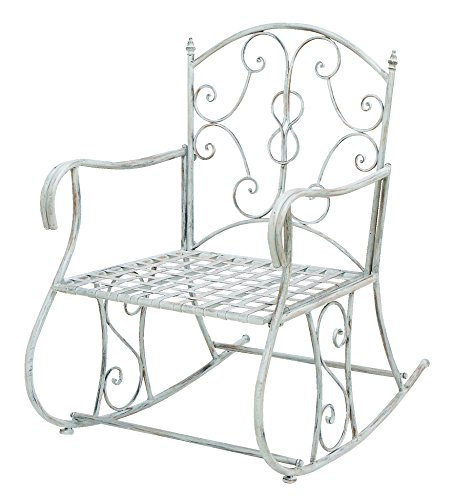 Deco 79 Metal Rocking Chair, 36-Inch by 31-Inch image