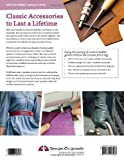 Read Sewing Leather Accessories: How to Make Custom Belts, Gloves, and Clutches on-line