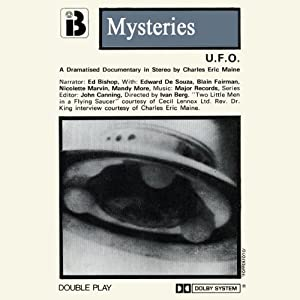 U.F.O. (Dramatised) | [Charles Eric Maine]
