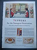 img - for 1928 Original Color AD Puffed Rice with Jessie Wilcox Smith Illustration book / textbook / text book