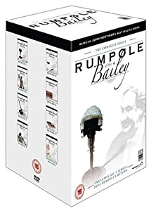 Rumpole Of The Bailey: The Complete ITV/BBC Series - Seasons 1, 2, 3, 4, 5, 6 & 7 Collection (15 Disc Box Set) [DVD]