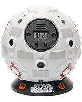 Wesco - GIFSTW017 - Ameublement et Décoration - Star Wars - Réveil Droid d'entrainement