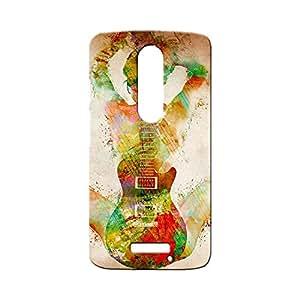 G-STAR Designer Printed Back case cover for Motorola Moto X3 (3rd Generation) - G5150