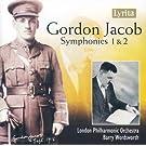 Jacob - Symphonies Nos 1 & 2