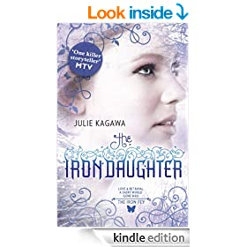 The Iron Daughter (The Iron Fey - Book 2)
