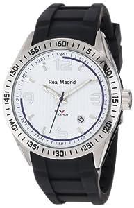 Viceroy Men's Real Madrid 432833-05 Black Luminous Watch