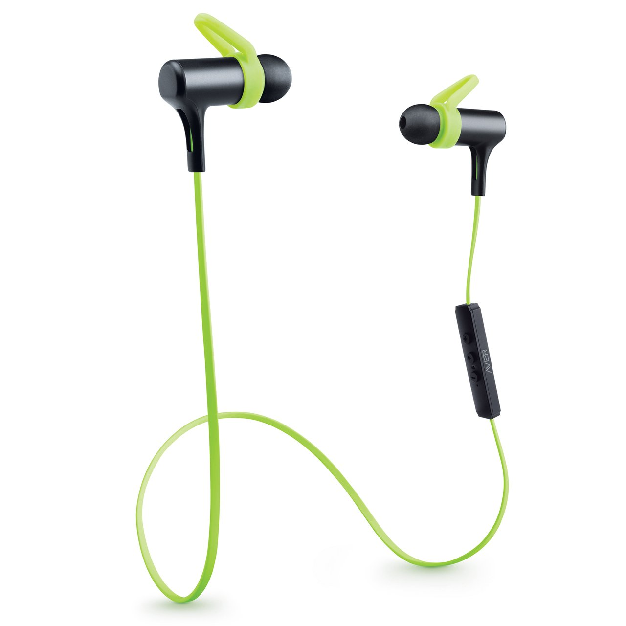 Avier XE3 Wireless Bluetooth 4.0 Sport Earbuds for Running, Exercise, Gym, Workouts. Sweat-proof Bluetooth Earbuds with Built-in Microphone, Playback Controls, and 6 Hour Battery. top mini sport bluetooth earphone for meizu m3 note earbuds headsets with microphone wireless earphones