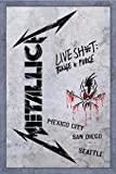 Live Shit: Binge and Purge [3 CD + 2 DVD] By Metallica (2007-07-02)