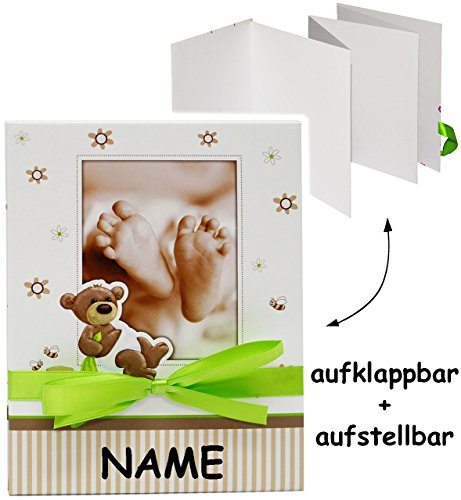 leporello mappe auffaltbares buch s er teddy b r. Black Bedroom Furniture Sets. Home Design Ideas