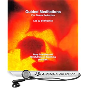 Guided Meditations for Stress Reduction (Unabridged)