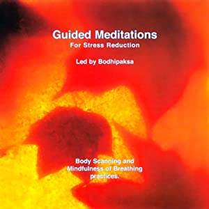 Guided Meditations for Stress Reduction Audiobook