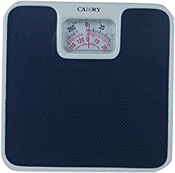 MCP Camry Analog Manual Weighing Scale- 120kg, Navy Blue