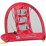 Golf Chipping Net & Range Marker by Rukket Sports