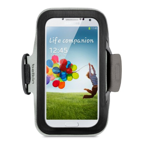 Belkin Slim-Fit Armband For Samsung Galaxy S4 / S Iv (Black)