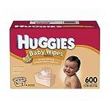 Huggies Soft Skin Shea Butter Wipes - 600 ct. ~ Huggies
