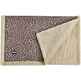 """Faux Suede Fleece Pet Dog Cat Blanket throw for Car lap Sofa bed Crate keenel and carrier S 21""""*27"""""""