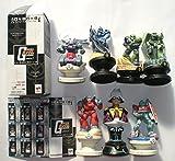 機動戦士 ガンダム チェスピースコレクションDX シリーズ1 ジオン包囲網を突破せよ!編 7種セット シークレット フィギュア メガハウス