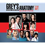 Grey's Anatomy 1-3par Various Artists