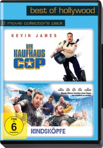 Best of Hollywood: Der Kaufhaus Cop / Kindsköpfe [2 DVDs]