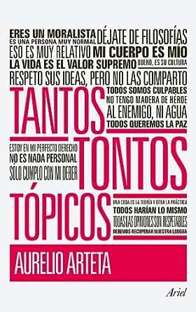 Tantos tontos tópicos (Spanish Edition) - Kindle edition by Aurelio